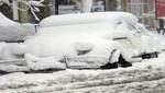 Fotos: la nieve sorprendió a gran parte de Argentina