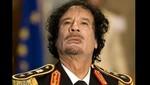 Argelia niega asilar a Muamar Gadafi