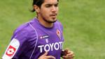 Liverpool envió emisarios a Italia por Juan Vargas