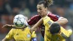 Champions League: A.C Milan empató de visita 1 a 1 con el BATE Borisov