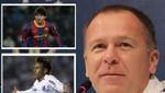 DT de Brasil: 'Messi es mejor que Neymar'