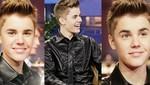 Justin Bieber copió look de David Beckham