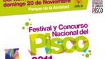 Resultados Oficiales del Concurso Nacional del Pisco 2011