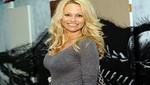 Pamela Anderson estuvo en la fiesta de Año Nuevo de Studio 54