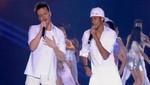 Neymar cantó 'Ai Se Eu Te Pego' con Michel Teló