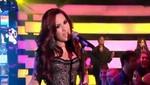 Demi Lovato brilló en el especial de MTV por Año Nuevo (Video)