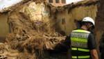 Dos muertos deja derrumbe de vivienda en Cajamarca