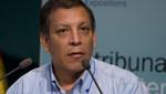 Marco Arana: 'Somos un país exportador de piedras'