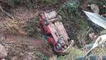 Puno: dos muertos y seis heridos deja accidente de tránsito