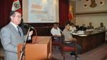 Óscar Valdés escucha necesidades de agricultores de Junín