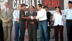 Presidente Humala visitó los talleres de soldadura de SENATI