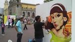 Latir Latino: Intervenciones de arte urbano en Miraflores