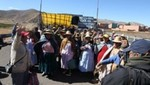 Comerciantes en Puno anuncian paro de 48 horas