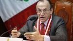 José Peláez: 'Fiscal Frank Zegarra no seguirá bajo el caso de Ciro Castillo'