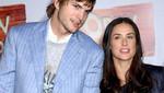 Ashton Kutcher aparece junto a Demi Moore tras el rumor de su separación