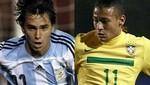 Pablo Mouche: 'Me gustaría jugar al lado de Neymar'