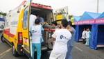 Presentan programa para Prevención de Riesgos ante emergencias en Lima - Salud 2012