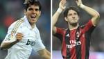 PSG ahora quiere fichar a los brasileños Kaká y Pato