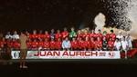 Chiroque, Guadalupe y Tejada fueron los más aclamados en la 'Noche Roja' del Juan Aurich