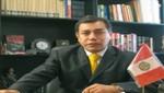 Exalcalde de San Juan de Lurigancho, Ricardo Chiroque fue recluido en el penal de Cachiche