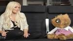 Lindsay Lohan hace un comercial de robo