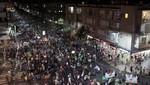 Protesta en Israel causa conmoción en el mundo