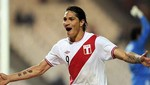 Paolo Guerrero: 'Ser peruano es lo máximo'