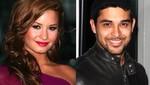 Demi Lovato y Wilmer Valderrama fueron captados besándose (fotos)