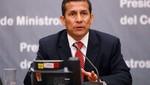 Ollanta Humala: 'Latinoamérica es número uno en desigualdad'