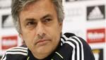 José Mourinho: 'Si podía cambiar a los once lo hacía'