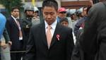 Kenji criticó a Toledo por su intención de declarar el 3 de abril como el Día Contra del Terrorismo