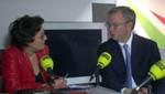 Eric Schmidt, Presidente de Google: 'Internet es una fuerza democratizadora'
