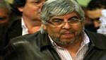 Hugo Moyano: 'Lo que dijo Cristina Fernández sobre los maestros fue desagradable'