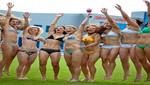 Equipo femenino de Rusia jugaría en bikinis este fin de semana