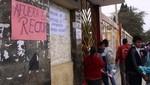Chimbote: Alumnos serán investigados por toma de Universidad Nacional del Santa