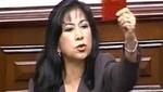 Martha Chávez: He ganado amigos en Twitter