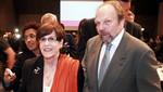 Salomón Lerner respaldó proyectos de inversión de Susana Villarán