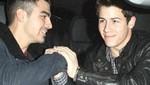 Nick y Joe Jonas se demuestran cariño de hermanos