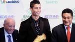 Cristiano Ronaldo se compara con Dios (Video)