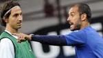 Ibrahimovic pensaba golpear a Guardiola ante los medios