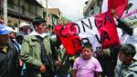 Se vuelve abrir pista en Cajamarca
