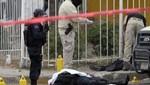 Cadáver es abandonado en plena calle del Rímac