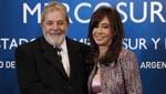 Lula a Cristina: 'En breve nos vamos a reencontrar, ambos con salud