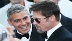George Clooney y Brad Pitt no se ven tanto como quisieran