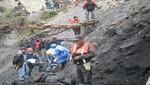 Madres de mineros atrapados en Jicamarca piden ayuda al presidente Humala