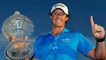 Rory McIlroy se corona como el número uno del golf mundial