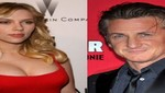 Sean Penn se olvida de Scarlett Johannson con otra mujer