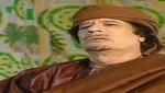 Libia rechaza supuestos acuerdos para renuncia de Gadafi