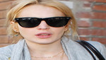Lindsay Lohan caída en picada en Chateau Marmont
