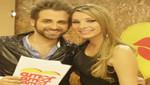 'Peluchín' y Sofía Franco se 'comprometieron' en su programa